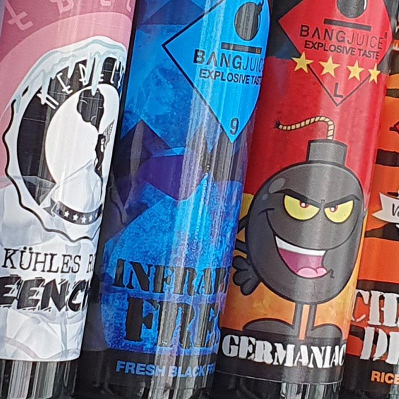 CLUDI Starseite -Zigarettenshop Banner